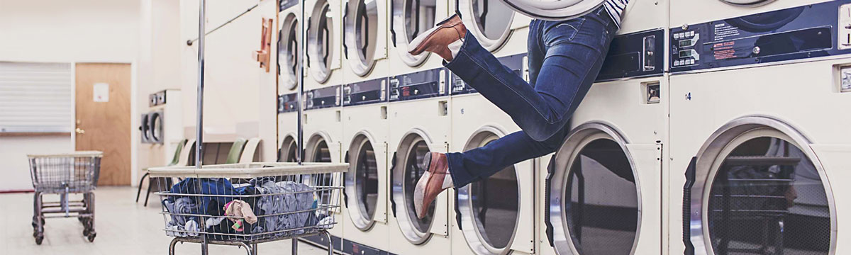washateria laundromat repair service